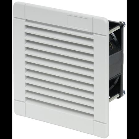 Ventilator filtrant silentios 13W 230V 24mc/h 92x92mm cu flux invers Finder