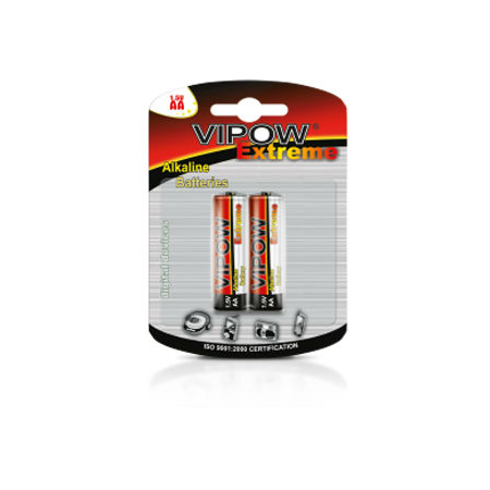 BATERIE SUPERALCALINA EXTREME R6 BLISTER 2 BU Vipow