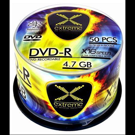 DVD-R 4.7GB 16X CAKE 50BUC EXTREME ESPERANZA Esperanza
