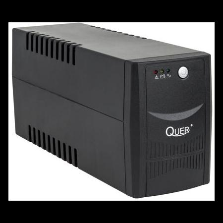 UPS MICROPOWER 600 (600VA/360W) QUER Quer