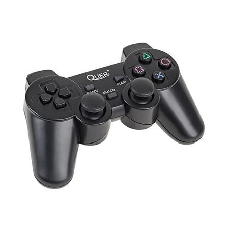 GAMEPAD WIRELESS DUAL SHOCK PC/PS3 QUER Quer