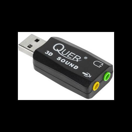 PLACA SUNET 5.1 USB QUER Quer