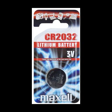 BATERIE CR2032 BLISTER 1 BUC MAXEL Maxell
