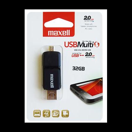 FLASH DRIVE USB 2.0 OTG 32GB BUMBLEBEE MAXELL Maxell