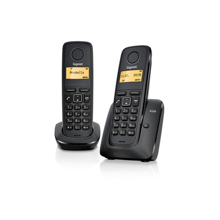 TELEFON DECT A120 DUO SIEMENS GIGASET Siemens
