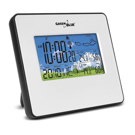 STATIE METEO WIRELESS ALBA GB147W Cavi