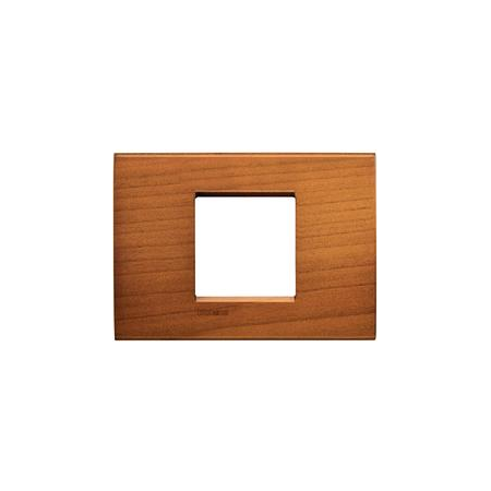 Placa ornament ,2 module,Cires,living light, BTICINO Bticino