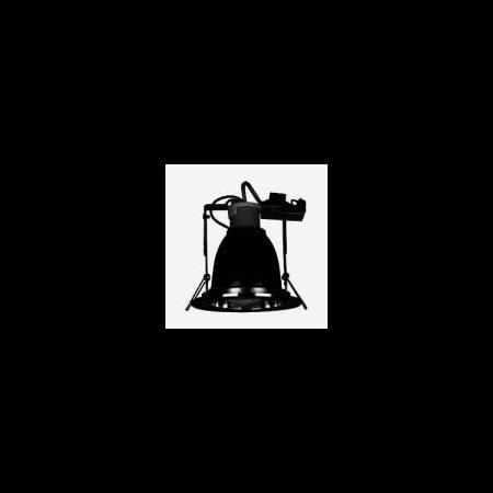 Spot downlight cu reflector 8034A, 2x26W, alb Brilux