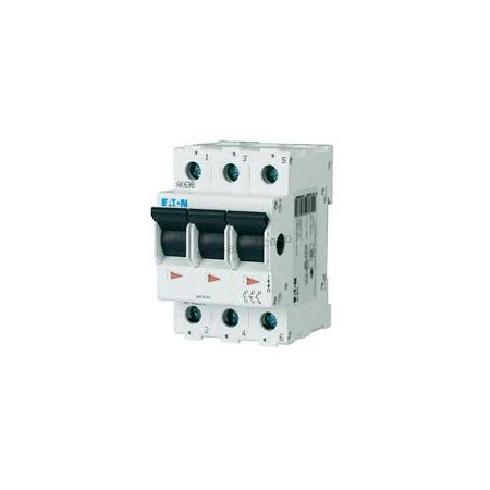 SIGURANTA AUTOMATA 50A 3P C 4.5KA - 247918 PL4-c50/3 Moeller Eaton