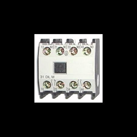 22253 contact auxiliar pentru contactor Moeller Eaton