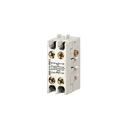 17115 - bloc contacte auxiliare 1NO+1NC pentru PKZM