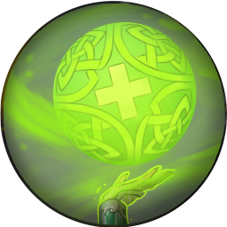 Bouncy Healing Ball image
