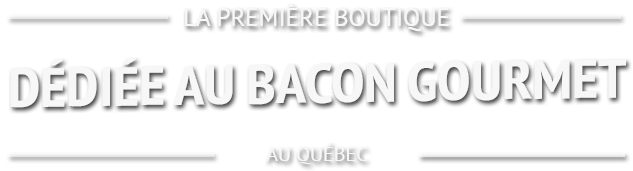 Slogan La Baconnerie