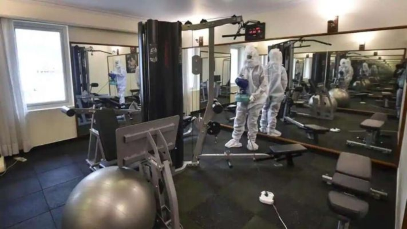 Covid 19 Pandemic Mixed Response To Reopened Gyms Yoga Centres In Bengaluru News24