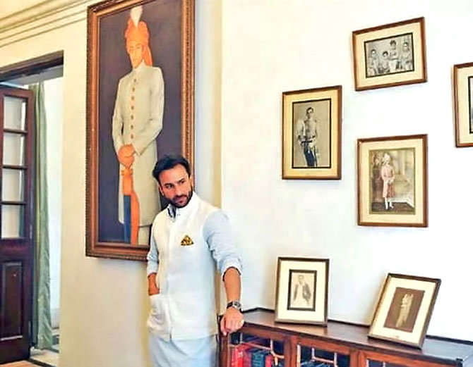 Nawab Saif Ali Khan, who became a father for the fourth time, owns property worth crores! Funny Jokes