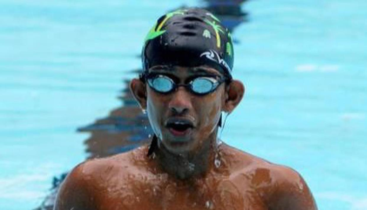 Aim to take part in 2024 Olympics Swimmer Swadesh Mondal