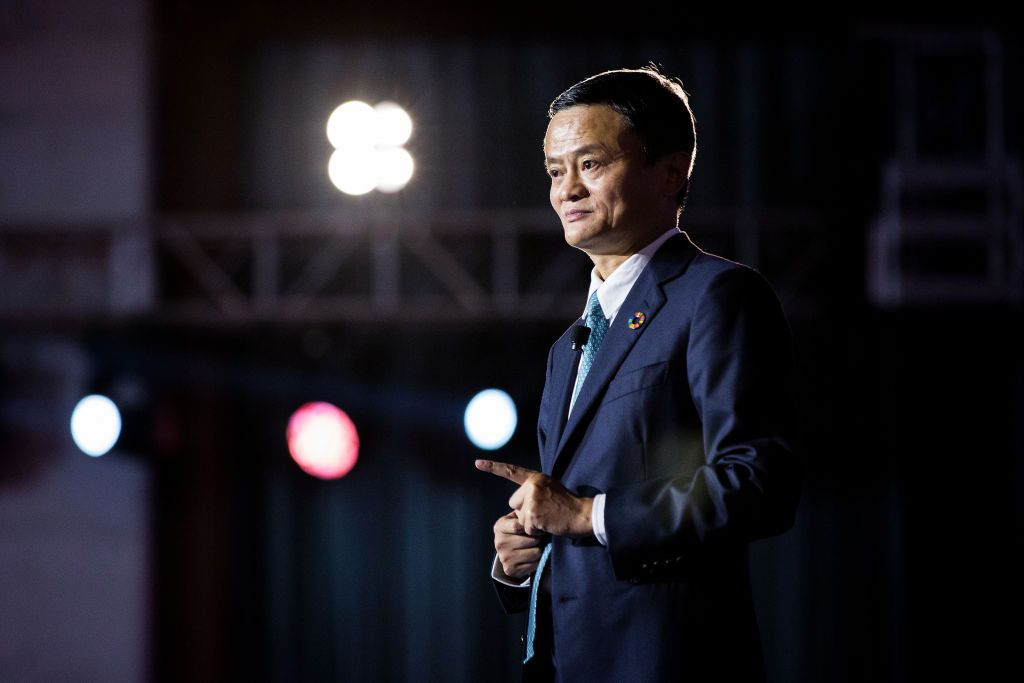 Alibaba Group faces difficult future as chairman & co-founder steps down