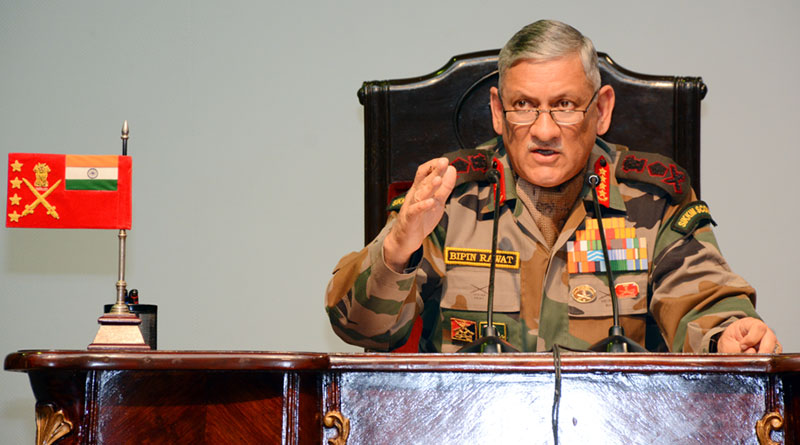 Army Chief Gen Bipin Rawat
