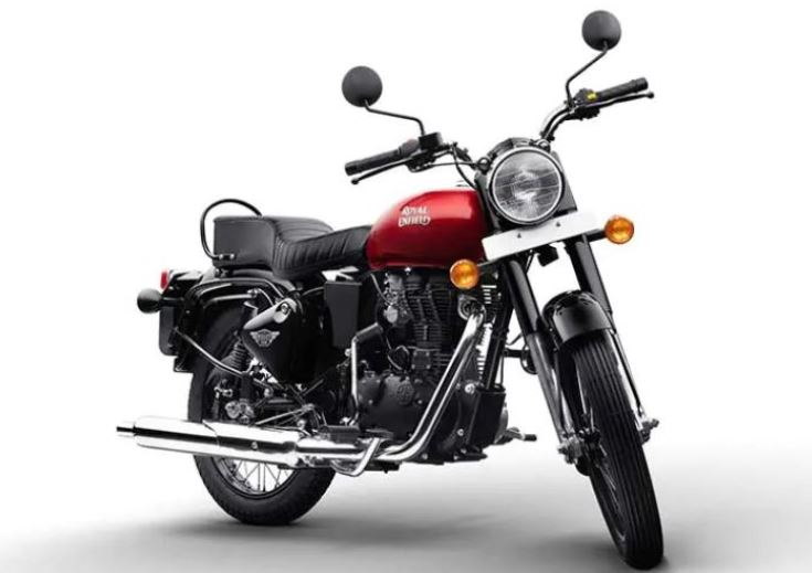 Royal Enfield Bullet 350 BS6