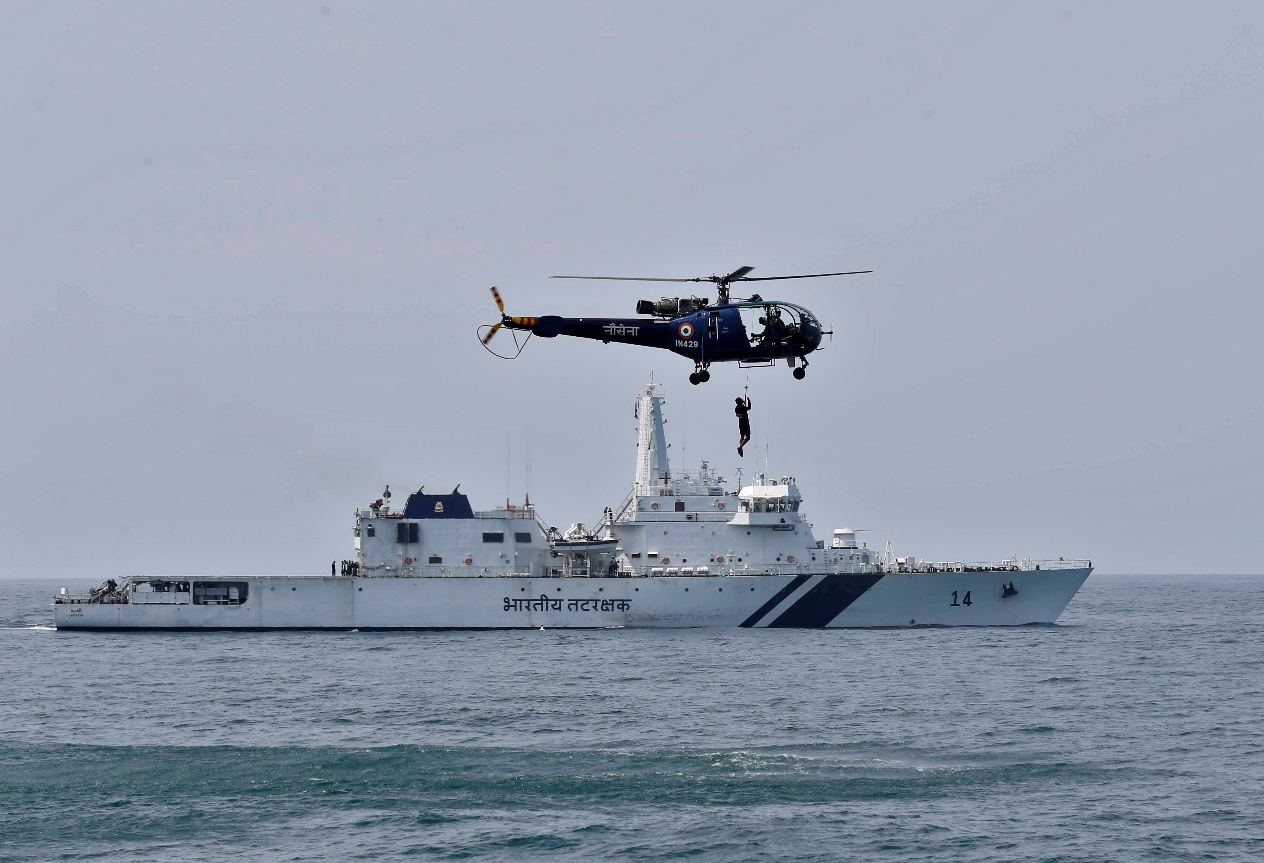 From yachting to Marcos live demo, Indian Navy gears up for DefExpo2020