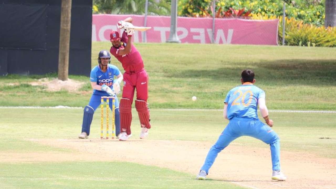 India 'A' hammer West Indies 'A'