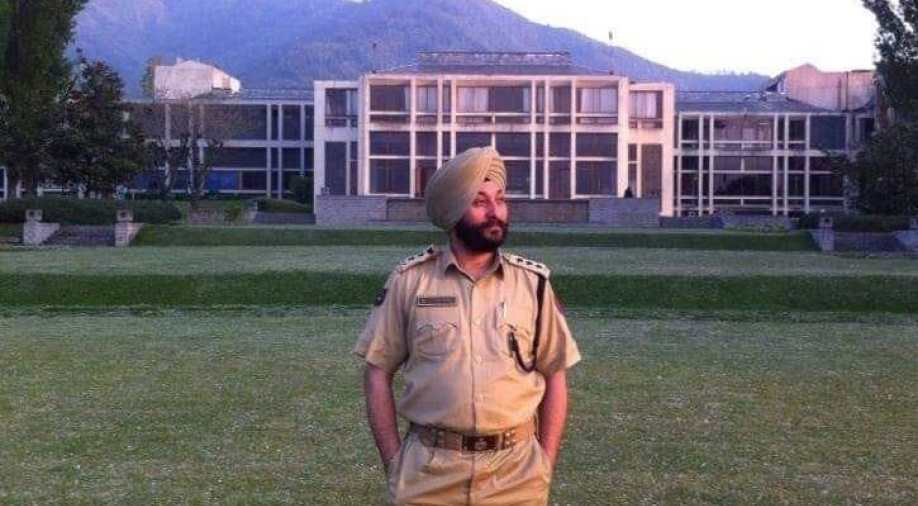 J&K police to refer Davinder Singh's case to NIA