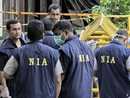 NIA officers