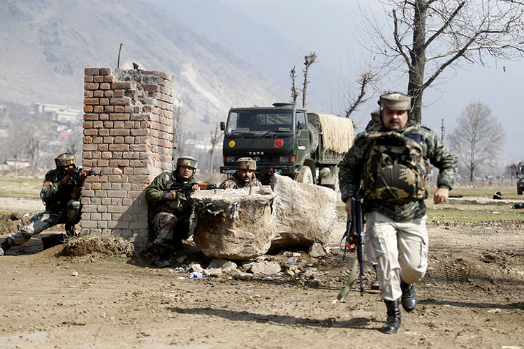 Pakistan army using new system to communicate with terrorist proxies in J&K