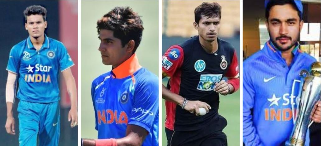 Team India new players