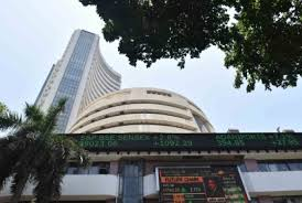 Sensex ends 163 pts higher, Nifty reclaims 11,000-mark
