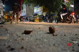 The Delhi Police has imposed Section 144 in sensitive areas in the north-eastern part of the national capital.