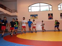 Indian Wrestling Squad