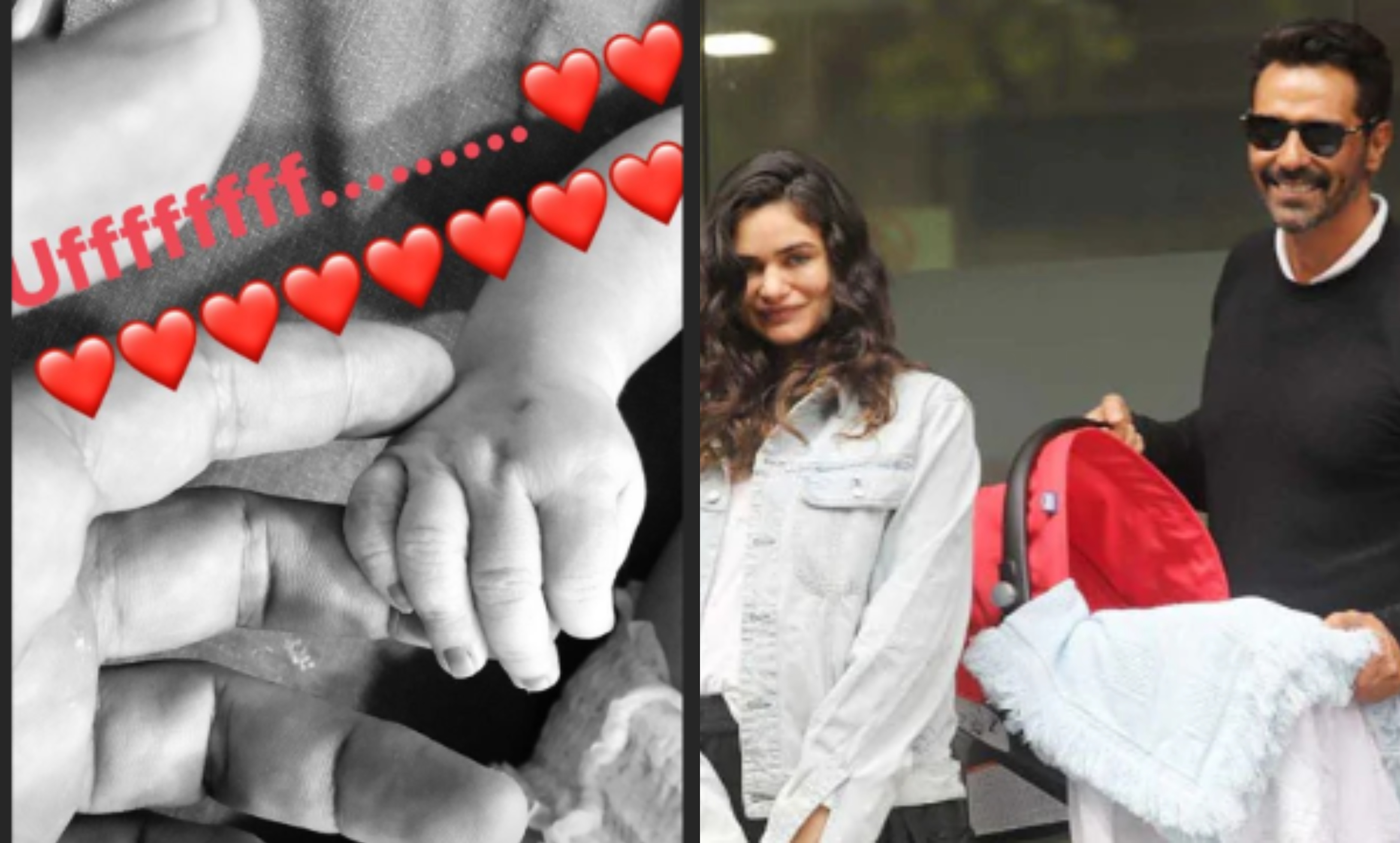 Arjun Rampal's latest pic with his baby boy will melt your heart, see inside