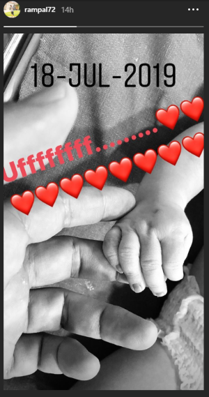 Arjun Rampal's latest pic his baby boy will melt your heart, see inside