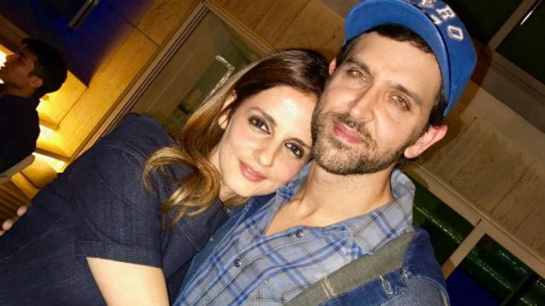 Hrithik Roshan makes big revelation about his ex-wife Sussanne