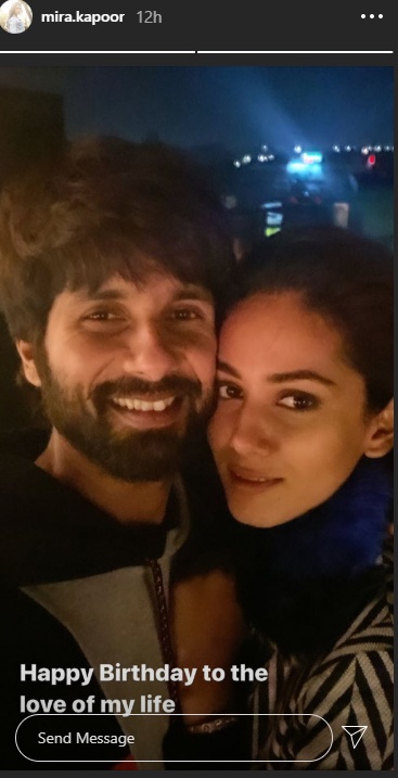 Shahid Kapoor to spend his birthday on 'Jersey' sets