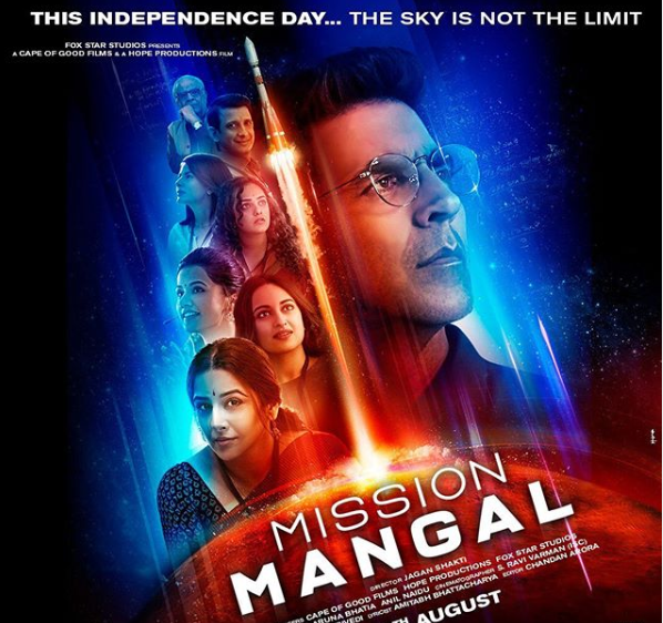 Akshay's Mission Mangal trailer sets off meme fest