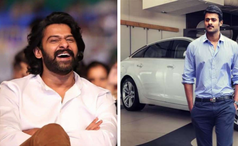 THIS actress reveals she is a Big fan of 'Bahubali' superstar Prabhas
