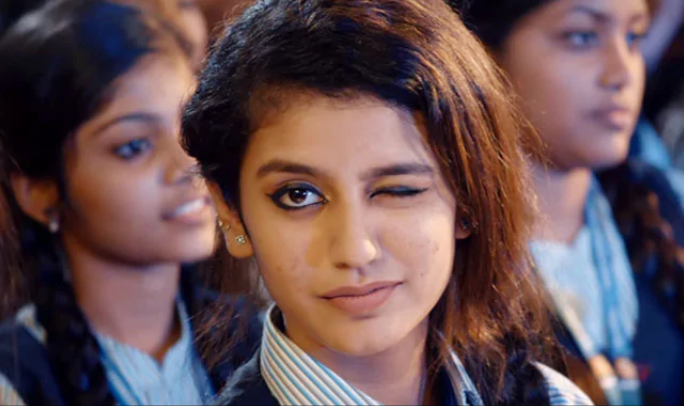 Wink sensation Priya Prakash Varrier: Want to do more Hindi films
