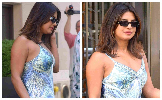 These pics are a proof that Priyanka Chopra has put on ...