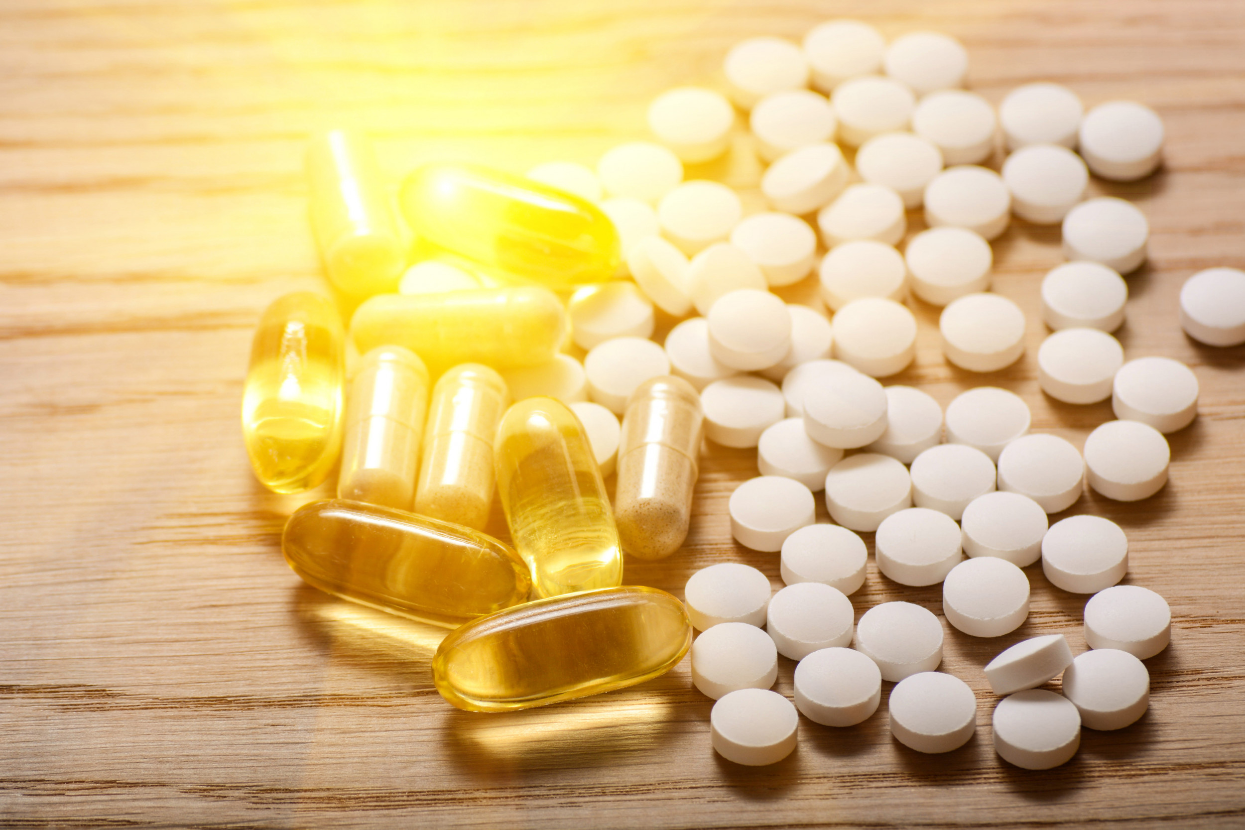 Vitamin D supplements do not reduce inflammation risk
