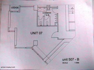 Unit drawing details