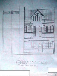 Houseplan Front