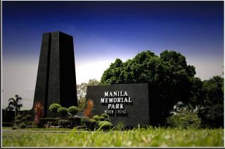 Holy Cross Memorial Park Monument
