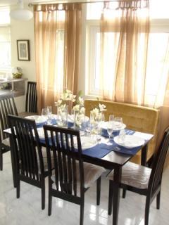 Agatha Dining Area