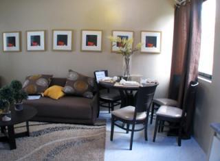 Bernice Living Area