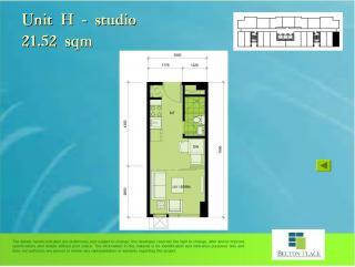belton studio layout