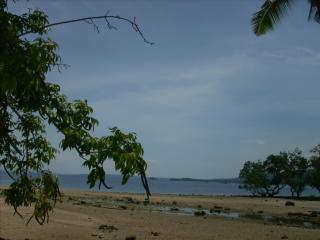 calm sea and fresh air