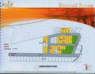 Subdivision Plan - red mark- available RFO