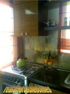 Oaks Kitchen-Model House